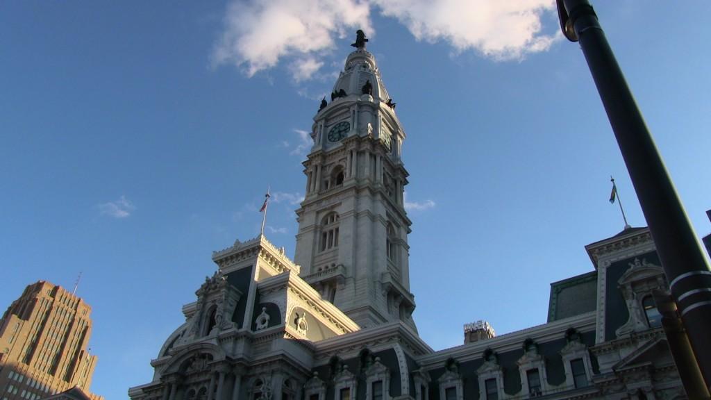 Philadelphia City Hall (Photo by Solomon Jones)