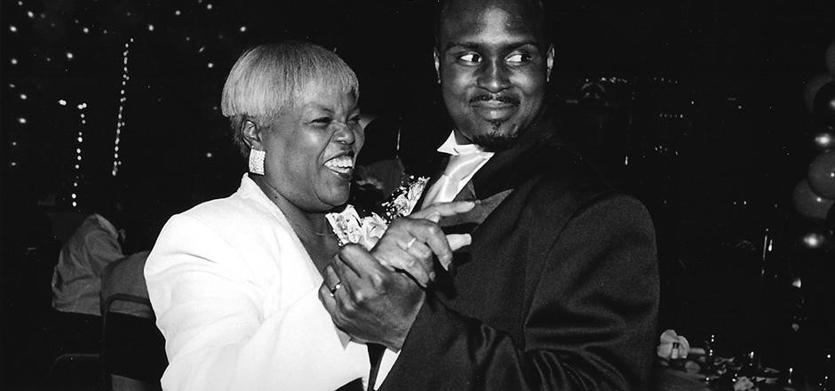 Solomon and Mom