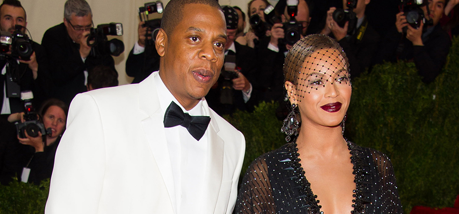 """Jay Z attends The Metropolitan Museum of Art's Costume Institute benefit gala celebrating """"Charles James: Beyond Fashion"""" on Monday, May 5, 2014, in New York."""