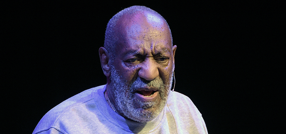 Comedian Bill Cosby performs during a show at the Maxwell C. King Center for the Performing Arts in Melbourne, Fla., Friday, Nov. 21, 2014. Performances by Cosby in Nevada, Illinois, Arizona, South Carolina and Washington state have been canceled as more women come forward accusing the entertainer of sexually assaulting them years ago. (AP Photo/Phelan M. Ebenhack)