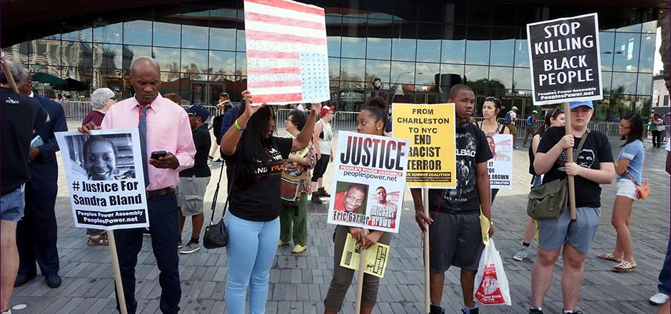 black lives matter sj